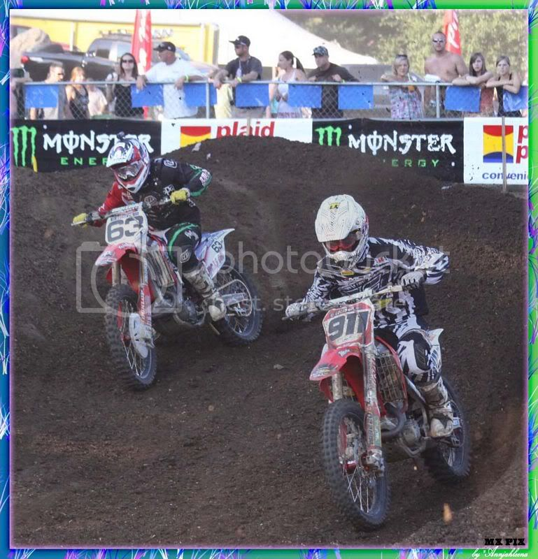 Washougal, Round 8 of the MX Nationals; My 450 Scribble - Photo 20 of 23